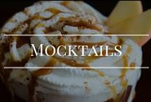Mocktails / Great alcohol free drink recipes.