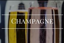Champagne Cocktails / Champagne Cocktails for parties and celebrations.