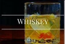 Whiskey Cocktails / She rocks whiskey and ain't afraid to show it! A collection of drink recipes for my whiskey chicks.