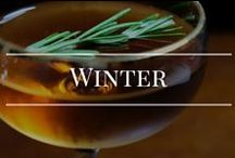 Baby it's cold outside! / Hot chocolates, toddies, and various concoctions to keep you warm this winter.