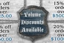 WGM Discounts, Sales, & Offers / Ways to save with Weave Got Maille through Discounts, Sales & Offers. Follow this board to get the latest on these ways to save.