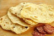 Pane e Focacce - impasti salati