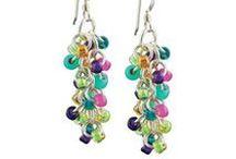 Chainmaille Earrings / Fashion earrings