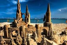 Snowmen and Sandcastles