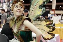 COLLECTION | Steampunk / This style has such imagination!  Very fun. / by Kim Puffpaff