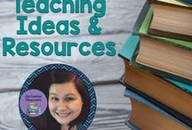 Cool Teacher Ideas! / A collection of Cool Teacher Ideas...resources, websites, and more!
