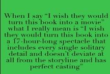 Literary Loves :)