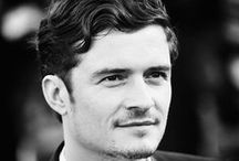 BEAUTY | Orlando Bloom / Elf, Pirate, Prince, Crusader / by Kim Puffpaff