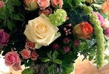 floral decor / by Karen Egeberg