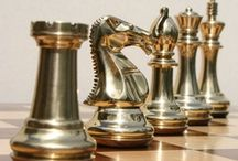Collect | Game of Kings / I don't play chess that well, but it's a beautiful game, and I've always loved the look & feel of a beautifully made set!