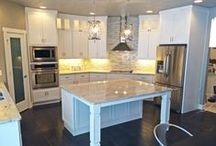 Kitchens / Different styles of kitchens  / by Cypress Homes, Inc.