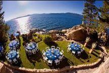 North Lake Tahoe Weddings / For more North Lake Tahoe Wedding inspiration visit our Wedding page at: https://www.pinterest.com/tahoenwedding