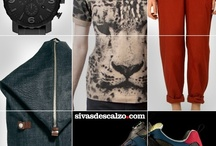 Men's Fashion Friday / Men's sneaker styling by sivasdesvcalzo.com. / by sivasdescalzo
