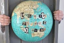 Collect | Small World / Maps and globes