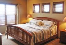 Bedrooms / Different styles of bedrooms / by Cypress Homes, Inc.