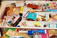 Junk Drawer / by jazzeminne a