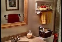 Bathrooms with Bathroom Accessories / by jazzeminne a