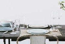 wanna open a restaurant? / Restaurant inspiration board