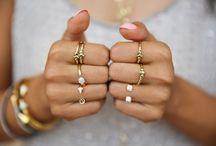 Fashion -Jewelry / by Julie Hain