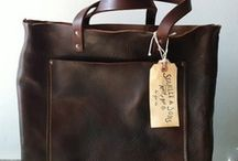 | sac fourre-tout | / beautifully functional tote bags / by Carol Cottrill, CNC
