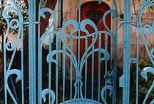 COLLECTION | Art Nouveau / A beautiful style of art! / by Kim Puffpaff