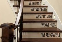 Decorated Steps / by jazzeminne a
