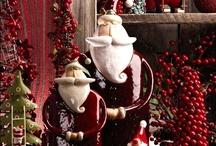 Christmas | Santa / Father Christmas, Kris Kringle, Santa Claus