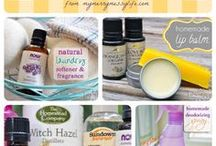 Essentials Oils and Uses / by jazzeminne a