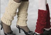 Create | Crochet Boot Cuffs, Bootliners & Legwarmers