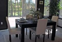 Dining Areas / Different styles of dining areas / by Cypress Homes