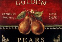 Collect | Pear Precociousness / Sweet pears