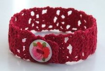 Create | Crochet Belts, Jewelry