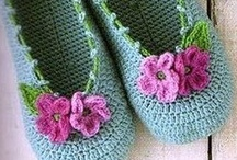 Create | Crochet Footwear: Booties, Slippers, Socks