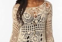 Create | Crochet Tops: Sweaters, Tanks, Tunics