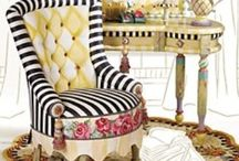 Collect | McKenzie-Childs / The bright & bold designs, & others inspired by it