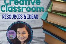 The Creative Classroom / Resources, Ideas, and More from The Creative Classroom!