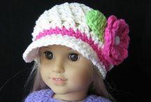 Create | Crochet Doll Fashion / American Girls & Barbie stuff