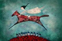 Illustration / by Maru Perez