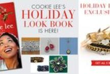 cookie lee jewelry & vivi / by Debbie Garner