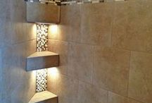 Tile Showers / by Cypress Homes, Inc.