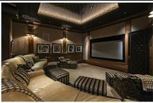 Home Theaters  / by Cypress Homes, Inc.