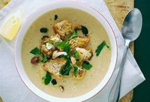 Soups, Salads and Bread / by Jen Miles