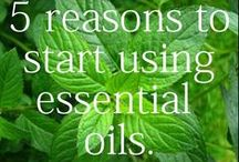 huiles essentielles | essential oils / essential oils / by Carol Cottrill, CNC
