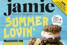 Jamie Magazine / Jamie Magazine is the award-winning, recipe-packed food magazine from Jamie Oliver. Find out more www.jamiemagazine.co.uk