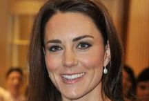 "BEAUTY | Kate Middleton / Duchess of Cambridge, ""Princess Kate"" / by Kim Puffpaff"