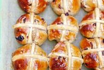 Easter weekend food inspiration / Celebrate Easter in style with our scrumptious Easter recipes, treats and meal ideas at JamieOliver.com  www.jamieoliver.com/recipes/category/occasion/easter-treats