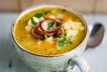 Soup recipes / Our soup recipes are nutritious, filling and packed with flavour; have a look at some of our favourite soup, both and chowder recipes at www.jamieoliver.com/recipes/category/dishtype/soup