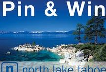 Pin & Win Tahoe North / Repin anything on this board during the month of August 2014 for the chance to win Parasailing for Two with Action Watersports Incline! The more items you repin, the better your chance is of winning.