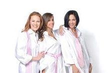 Guerreras en Rosa / Estas famosas han contribuído a la causa contra el cáncer de mama.