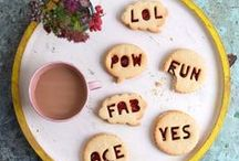 Edible gifts / Great little ideas for the perfect foodie gifts
